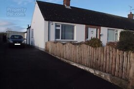 3 bedroom house to rent near Ballybogy / Bushmills / Coleraine area