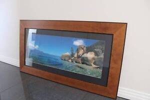 Ken Duncan Timber Framed Picture LIKE NEW Kearneys Spring Toowoomba City Preview