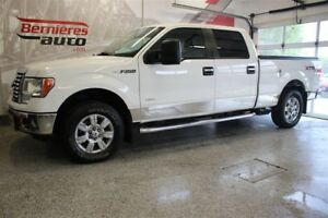 2012 Ford F-150 XLT XTR SuperCrew Ecoboost 4x4