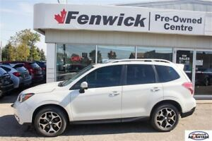 2014 Subaru Forester 2.0XT Touring - Accident Free