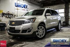 2014 Chevrolet Traverse 1LT AWD Excellent Price!!