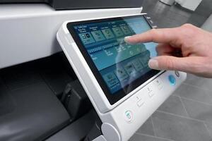 Konica Minolta BIZHUB Copy Machine Copier C451 C450 C550 C552 C554 C554e C554e C558 Photocopier Fax Laser Printer 11x17