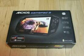 Archos gamepad 2 boxed