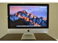 Apple iMac 21.5 3.06Ghz 500Gb Immaculate Condition - with box