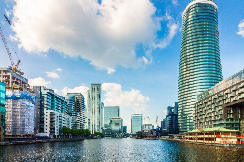 BRAND NEW 32ND FLOOR 3 BED - BALTIMORE TOWER E14 - CANARY ...