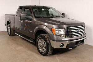 2012 Ford F-150 XLT XTR SUPER CAB