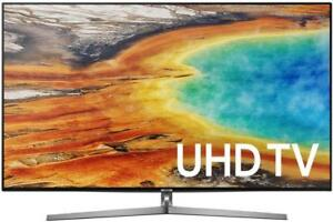OPENBOX SUNRIDGE - 65 SAMSUNG UN65NU6300 4K UHD SMART LED TV - 0% FINANCING AVAILABLE