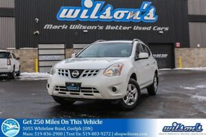 2012 Nissan Rogue S AWD SUV! BLUETOOTH! CRUISE CONTROL! POWER PA