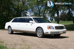 2002 Cadillac DeVille Coachbuilder