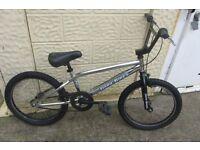 bike Haro chrome frame BMX 20inch wheel