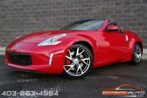 2017 Nissan 370Z SPORT TOURING CONVERTIBLE \ AUTO \ ONLY 10,400K