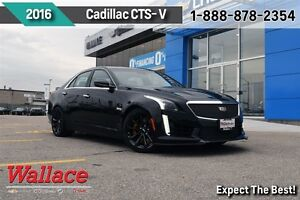 2016 Cadillac CTS-V BLOWOUT!! 640HP V8/CARBON PKG/MAGNETIC RIDE/