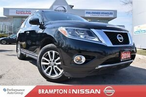2014 Nissan Pathfinder SL *Leather,Navigation,Rear view monitor,