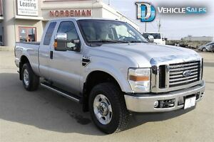 2010 Ford F-250 XLT, 4x4, Leather