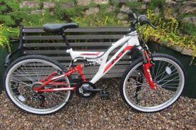 Bikes Indi unleashed ( like new )