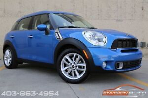 SOLD!!!!!!! 2011 MINI Cooper S Countryman HEATED SEATS \ 6 SPEED
