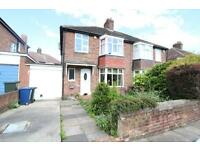 3 bedroom house in Woodburn Avenue, Fenham