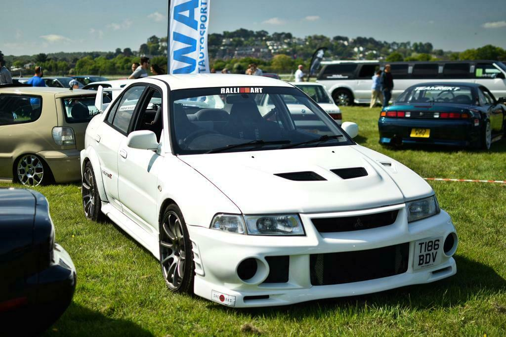Mitsubishi evo 6 (updated contact number) | in Torquay, Devon | Gumtree