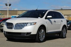 2011 Lincoln MKX AWD V6 *LEATHER* CHROME WHEELS *REMOTE STARTER*