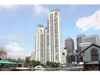 WOW 1 BED 1 BATH 571 SQFT, 18TH FLR, BALCONY IN Pan Peninsula Square, West Tower1 Canary Wharf E14