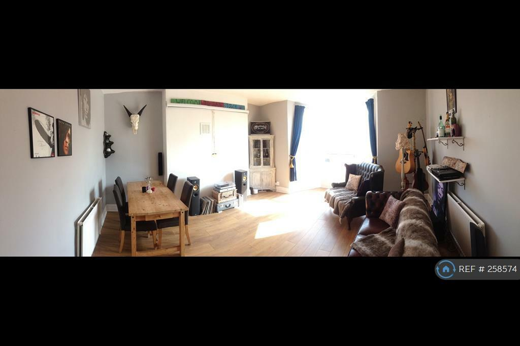 1 bedroom flat in Bedford Place, Brighton, BN1 (1 bed)