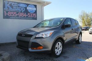 2014 Ford Escape S SYNC BACKUP CAM FWD