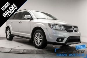 2013 Dodge Journey SXT/Crew 7 PASSAGERS DVD