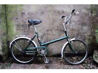 PUCH, vintage shopper bike, single speed