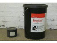 Damproofing paint