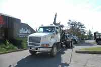 1999 Sterling L8513 Trade in Special,Palfinger hook on tandem,do
