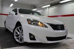 2013 Lexus IS 250 AWD Heated Lthr Sunroof Btooth Cruise Pwr Seat