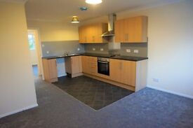 2 bedroom flat with garage and garden in Lochardil, close to Primary and Secondary school