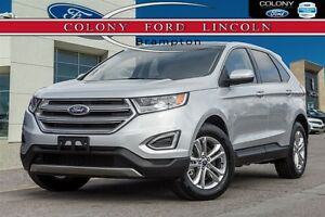 2016 Ford Edge FORD CERTIFIED, LOW % RATES & EXTRA WARRANTY!