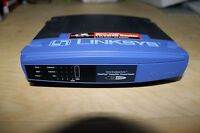 Linksys BEFSX41 EtherFast Cable/DSL Firewall Router