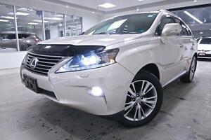 2013 Lexus RX 350 TOURING PACKAGE AWD, LEATHER SEATING, SUNROOF,