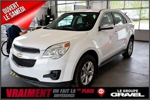 2011 Chevrolet Equinox LS - AIR CLIM - AWD - MAGS 17 PCS -
