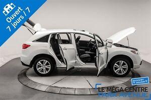2014 Acura RDX TOIT OUVRANT , BANCS CHAUFFANTS , CAMÉRA DE RECUL