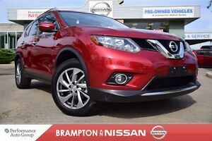 2014 Nissan Rogue SL *Leather,AWD,Rear view monitor,Panoramic mo