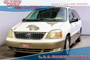 2005 Ford Freestar SEL FWD CUIR 7 PASSAGERS A/C