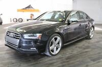 2013 Audi S4 Quattro, Navigation, 6 Speed, 333HP, Clean History