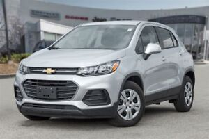 2017 Chevrolet Trax LS, TRADE IN, ONE OWNER
