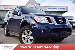 2012 Nissan Pathfinder SV (A5) *7 passenger,Heated seats,Rear vi