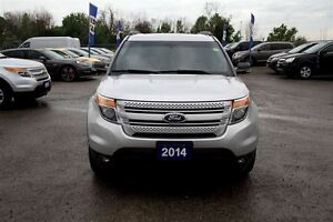 2014 Ford Explorer XLT CERTIFIED & E-TESTED! LEATHER+NAV+SUNROOF