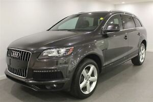 2013 Audi Q7 Supercharged|Quattro|Nav| Leather|Sunroof