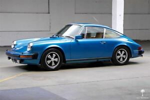 1977 Porsche 911 911S - Sunroof / 2 Owners