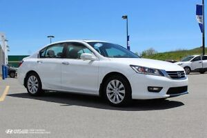 2015 Honda Accord EX-L! V6! LEATHER! SUNROOF! $152 Bi-WEEKLY!