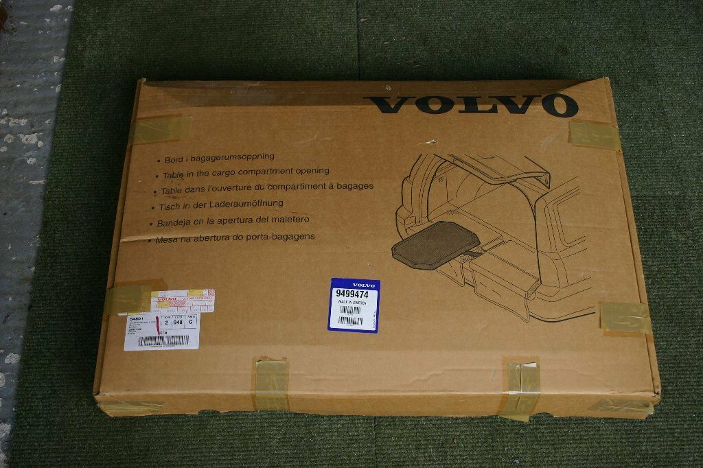 Volvo Xc70 2004 Picnic Table And Cushions As New In