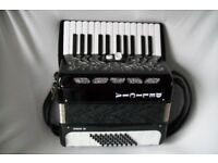 Delicia Junior 26 Piano Accordion 48 Bass
