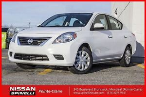 2012 Nissan Versa 1.6 SV **LIQUIDATION**
