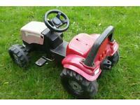 Ttactor toy